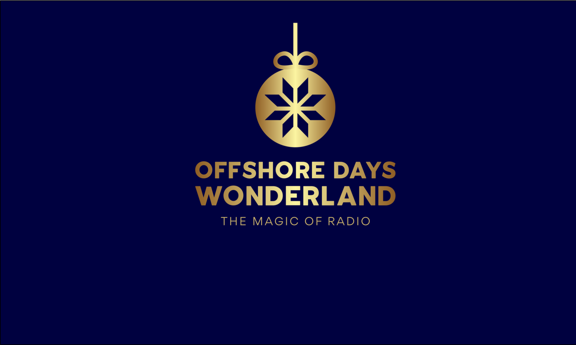 Offshore Days Wonderland